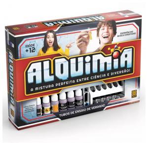 Alquimia 70 Experiências - Grow - Química