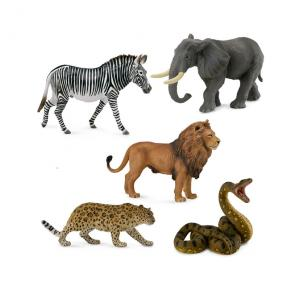 Animais Selvagens Sortidos 2 - Collecta