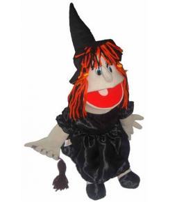 Fantoche Boneca Bruxa - Jodane