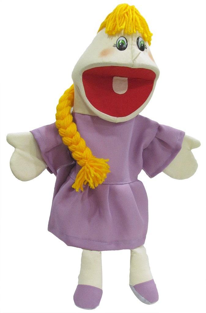 Fantoche Plus Rapunzel - Jodane