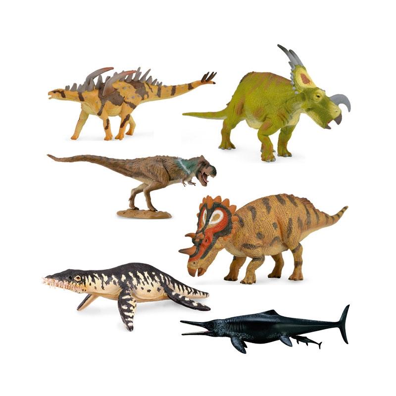 Animais Banho Dinossauros Sortidos - Collecta