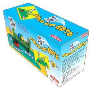 Brinquedo Educativo - Desafio - Pulo do Gato