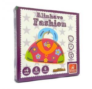 Alinhavo Fashion - Brincadeira de Criança