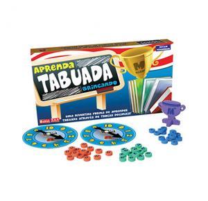 Aprenda a Tabuada Brincando - Algazarra