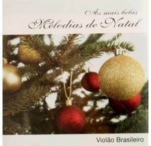 CD - As Mais Belas Melodias de Natal Violão Brasileiro