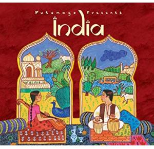 CD - India - Putumayo World Music
