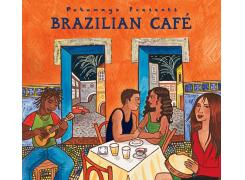 CD - Brazilian Café - Putumayo World Music