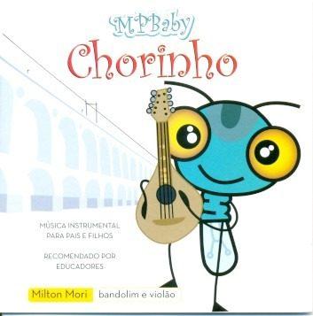 CD - Mpbaby - Chorinho - Bandolim E Violao