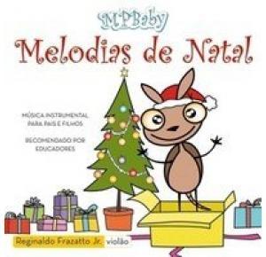 CD - MPBaby - Melodias de Natal