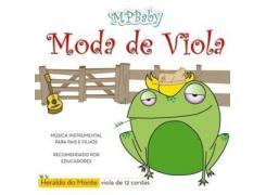 CD - Mpbaby - Moda De Viola