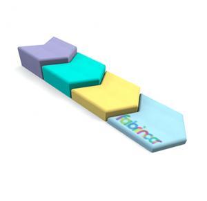Conjunto Mega Flecha ( 4 Flechas ) - Farbincar
