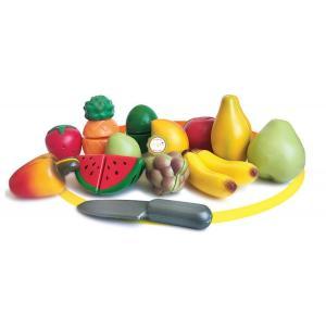 Crec Crec Feirinha Orgânica - Frutas