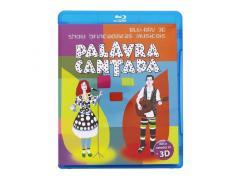 DVD - Blu-Ray - Brincadeiras Musicais 3D - Palavra Cantada