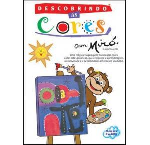 DVD - Descobrindo as Cores