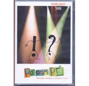 DVD - Pé Com Pé - Palavra Cantada