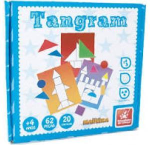 Tangram - Brincadeira de Criança