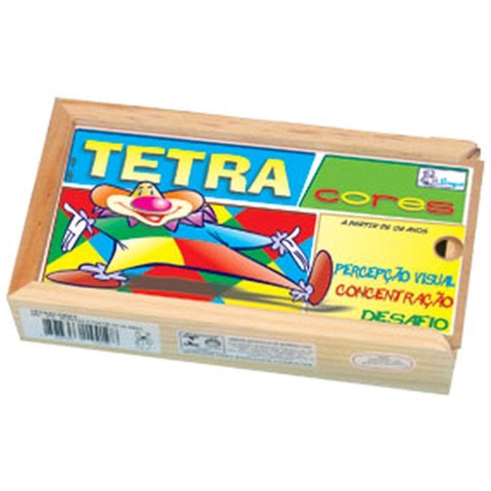 Jogo Tetracores - Simque