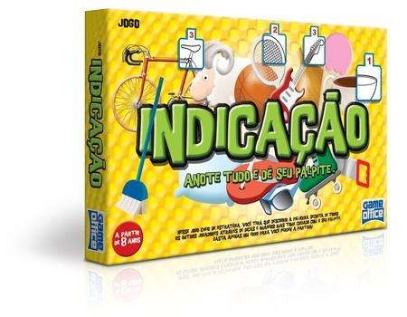 Jogo Indicação - Game Office