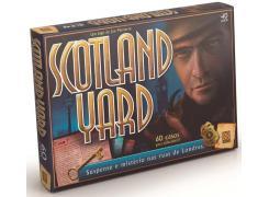 Jogo Scotland Yard - 60 Casos - Grow - Tabuleiro