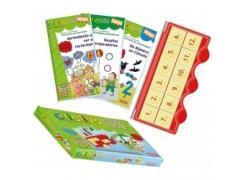 Kit Criativo Luk - 3 Livros e 1 Estojo - Exercícios e Atividades