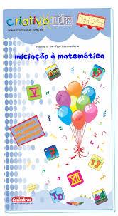 Livro Criativo Luk - Volume 4 - Iniciação à Matemática