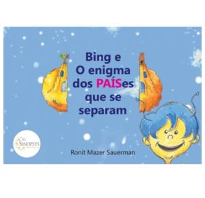 Bing E O Enigma Dos Países Que Se Separam - Sinopsys - Livro