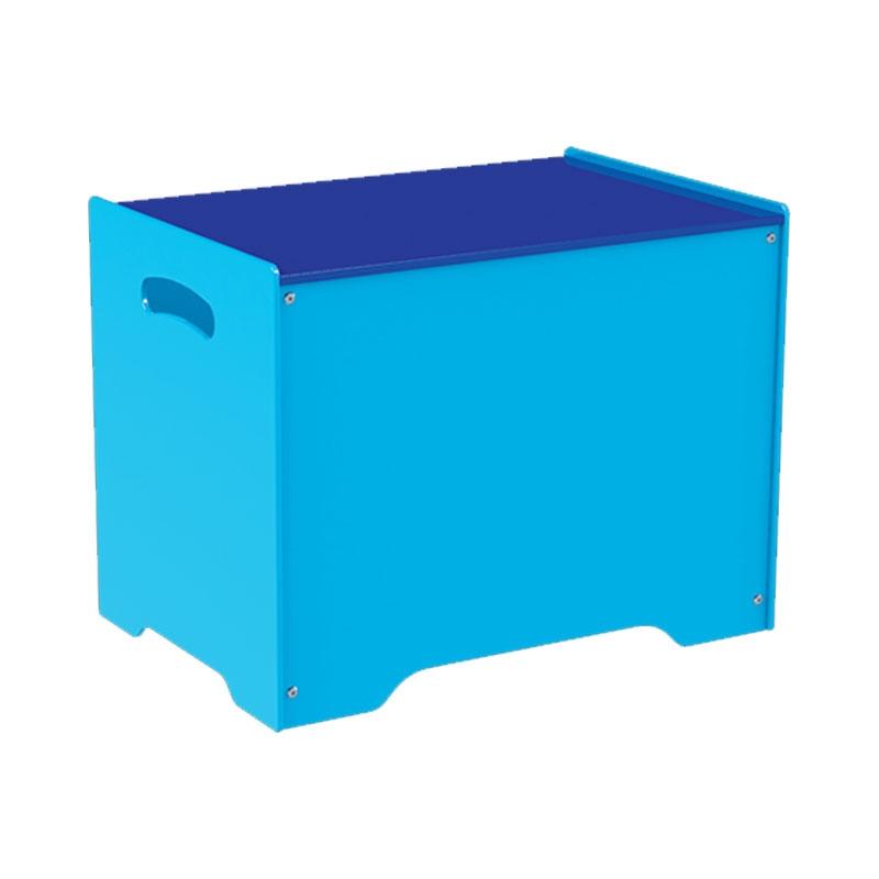 Baú Organizador Azul - Junges - Mobilha