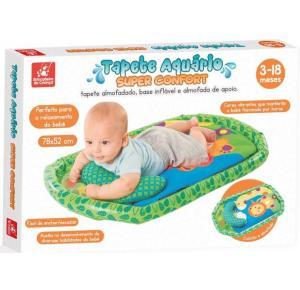 Tapete Aquário Super Confort - Brincadeira de Criança